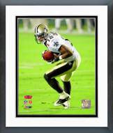 New Orleans Saints Marques Colston Super Bowl XLIV Action Framed Photo
