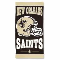 New Orleans Saints McArthur Beach Towel