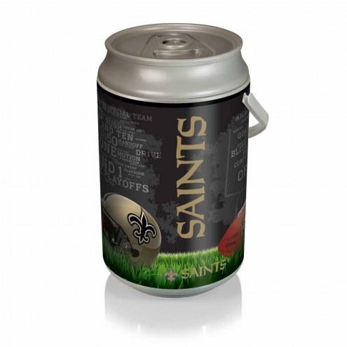 New Orleans Saints Mega Can Cooler