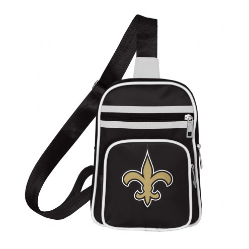 New Orleans Saints Mini Cross Sling Bag