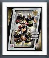New Orleans Saints New Orleans Saints Team Composite Framed Photo