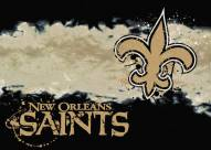 New Orleans Saints NFL Fade Area Rug