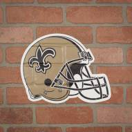 New Orleans Saints Outdoor Helmet Graphic