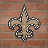 New Orleans Saints Outdoor Logo Graphic