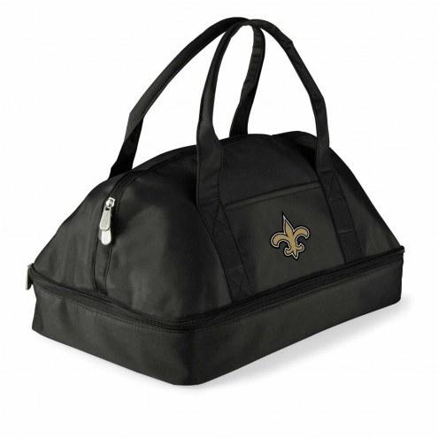New Orleans Saints Potluck Casserole Tote