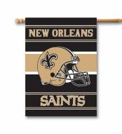 New Orleans Saints NFL Premium 2-Sided House Flag