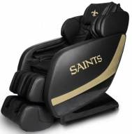 New Orleans Saints Professional 3D Massage Chair