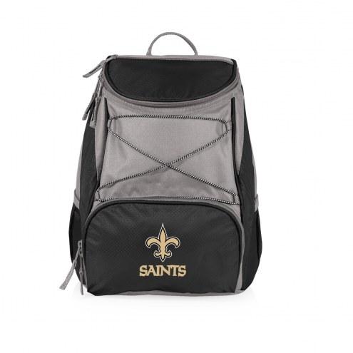 New Orleans Saints PTX Backpack Cooler