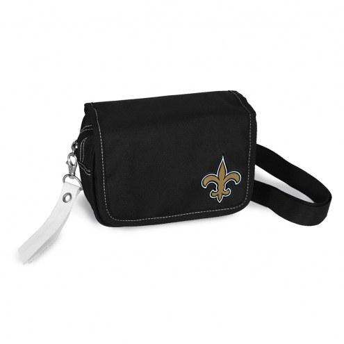New Orleans Saints Ribbon Waist Pack Purse