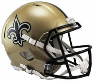 New Orleans Saints Riddell Speed Collectible Football Helmet