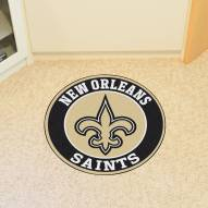 New Orleans Saints Rounded Mat