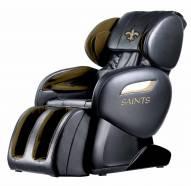 New Orleans Saints Shiatsu Zero Gravity Massage Chair