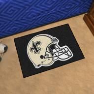 New Orleans Saints Starter Rug