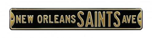 New Orleans Saints Street Sign