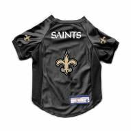 New Orleans Saints Stretch Dog Jersey