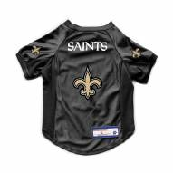 New Orleans Saints Stretch Dog Jersey