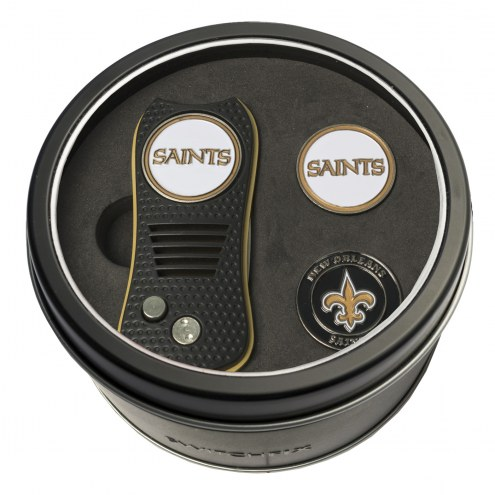 New Orleans Saints Switchfix Golf Divot Tool & Ball Markers