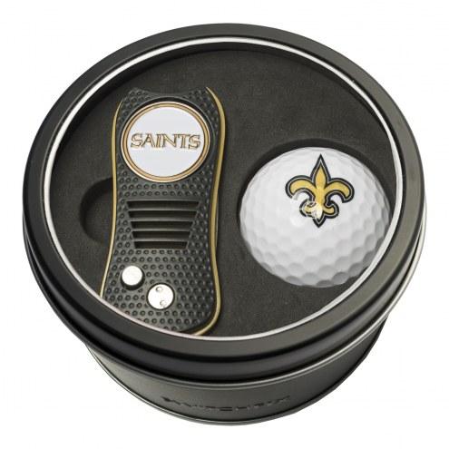 New Orleans Saints Switchfix Golf Divot Tool & Ball