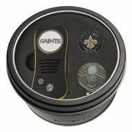 New Orleans Saints Switchfix Golf Divot Tool, Hat Clip, & Ball Marker