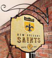 New Orleans Saints Tavern Sign
