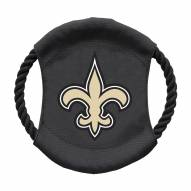 New Orleans Saints Team Frisbee Dog Toy