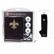 New Orleans Saints Golf Gift Set