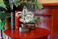 New Orleans Saints Team Logo Neon Lamp