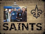 New Orleans Saints Team Name Clip Frame