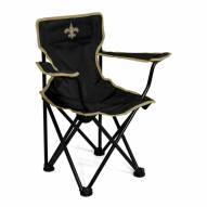 New Orleans Saints Toddler Folding Chair