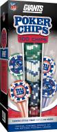 New York Giants 100 Poker Chips