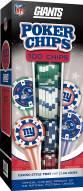 New York Giants 100 Poker Chips