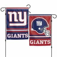 """New York Giants 11"""" x 15"""" Garden Flag"""
