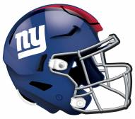 "New York Giants 12"" Helmet Sign"
