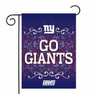 "New York Giants 13"" x 18"" Garden Flag"