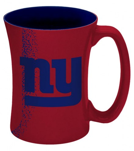 New York Giants 14 oz. Mocha Coffee Mug