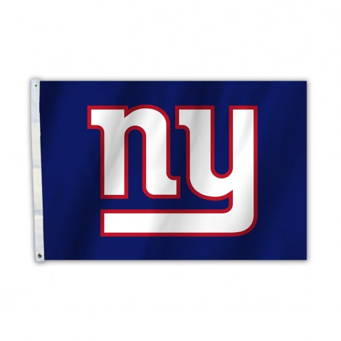 New York Giants 2' x 3' Logo Flag