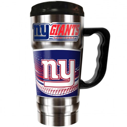 New York Giants 20 oz. Champ Travel Mug