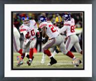 New York Giants 2007 NFC Championship Game Action Framed Photo