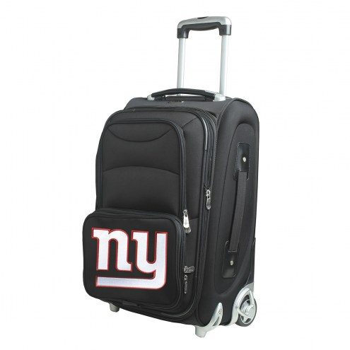 """New York Giants 21"""" Carry-On Luggage"""