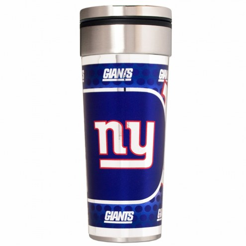 New York Giants 22 oz. Hi Def Travel Tumbler