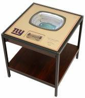 New York Giants 25-Layer StadiumViews Lighted End Table