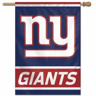 "New York Giants 27"" x 37"" Banner"
