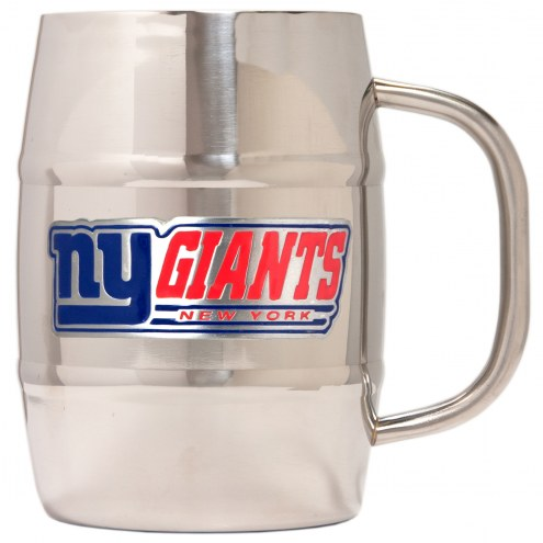New York Giants 32 oz. Macho Barrel Mug