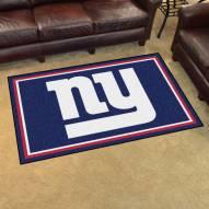 New York Giants 4' x 6' Area Rug