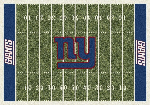 New York Giants 4' x 6' NFL Home Field Area Rug