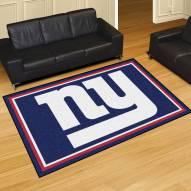 New York Giants 5' x 8' Area Rug