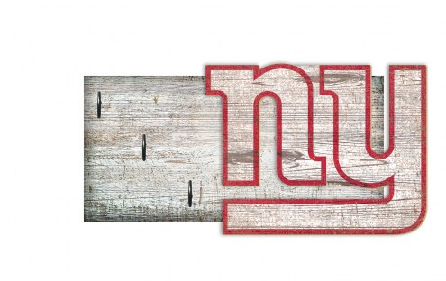 "New York Giants 6"" x 12"" Key Holder"