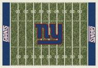 New York Giants 6' x 8' NFL Home Field Area Rug