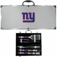 New York Giants 8 Piece Tailgater BBQ Set