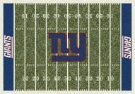 New York Giants 8' x 11' NFL Home Field Area Rug
